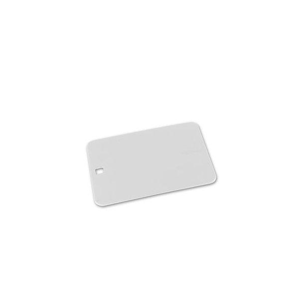 Rosti Mepal skridsikkert skærebræt 29 x 20 cm - hvid