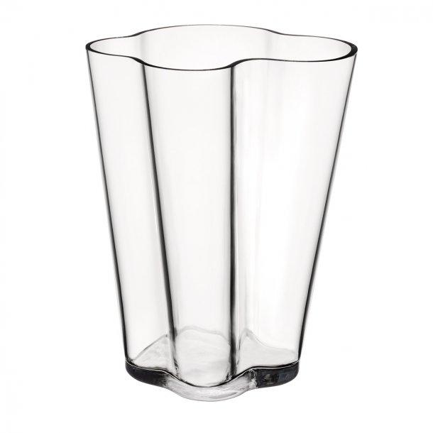iittala Aalto Vase 27 cm - Klar