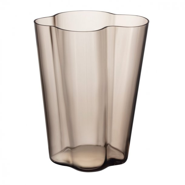 iittala Aalto Vase 27 cm - Linen / Hør