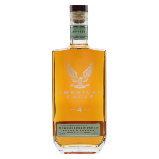 American Eagle Burbon Whiskey 40% 70cl