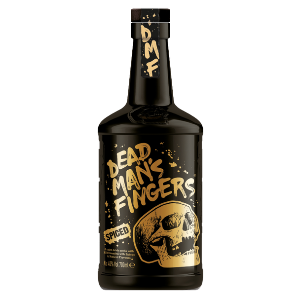 Dead Mans Fingers Spiced Rum 37,5% 70cl