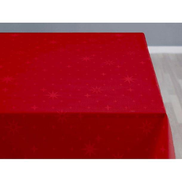 Södahl Stella Damask dug rød 180x140cm