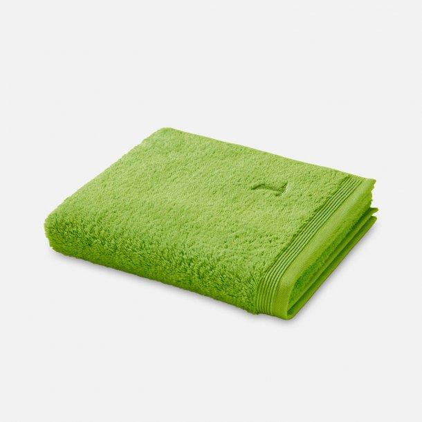 Möve Håndklæde i frotté - Superwuschel - Lime - 4 størrelser