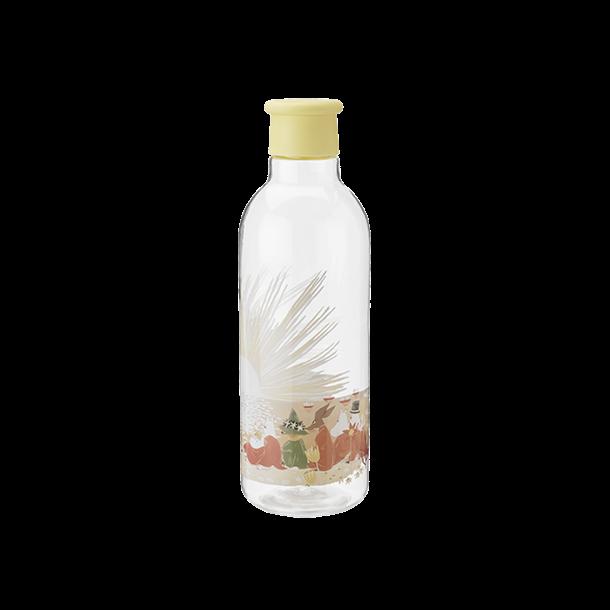 RIG-TIG x Moomin DRINK-IT vandflaske, gul
