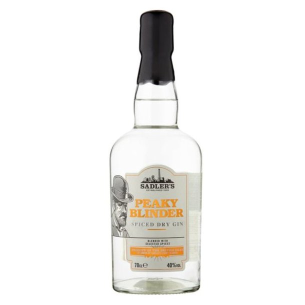 Peaky Blinder Spiced Gin 70cl 40%