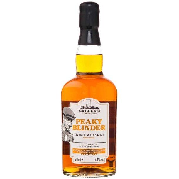 Peaky Blinder Irish Whisky 40% 70cl