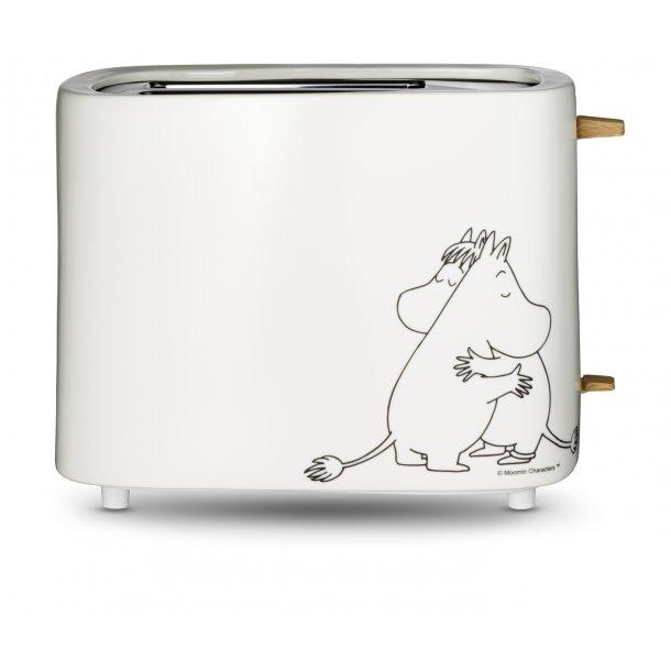 Mumi  by Adexi Kermisk Toaster / Brødrister