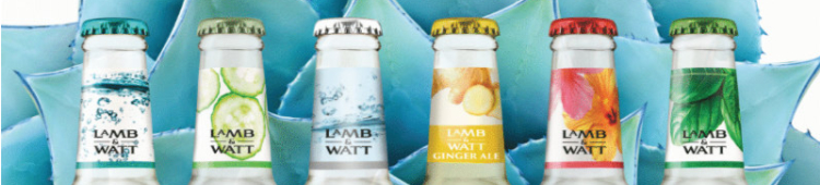 Lamb & Watt tonic