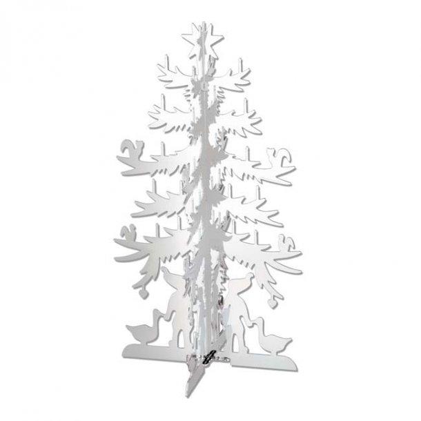 H.C. Andersen Grantræ Papirklip , mellem forsølvet