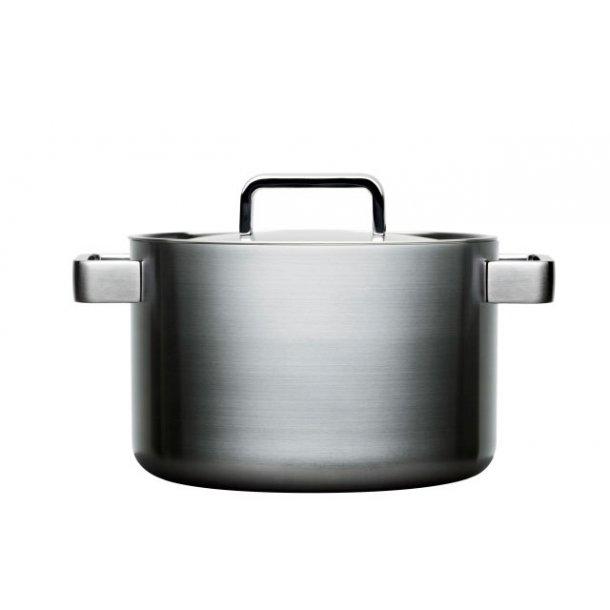 iittala Tools Gryde med låg, 22 cm - 5 liter