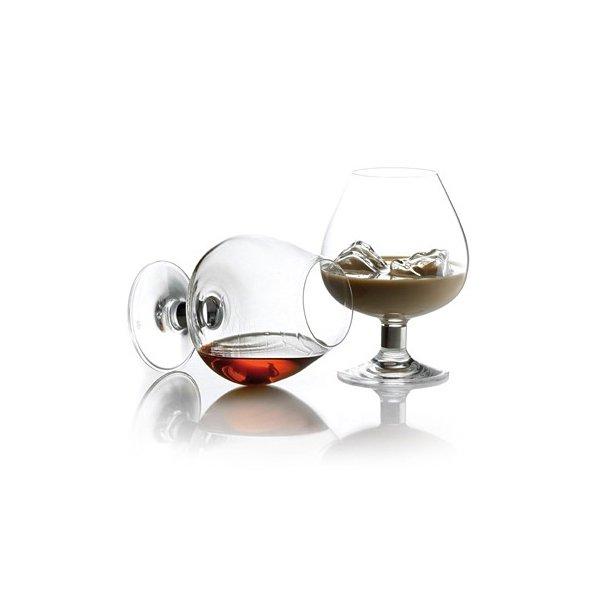 Erik Bagger Elegance Cognacglas 56 cl - 2 stk i gaveæske