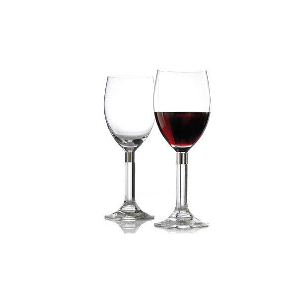 Erik Bagger Elegance Rødvinsglas 40 cl, 2 stk i gaveæske