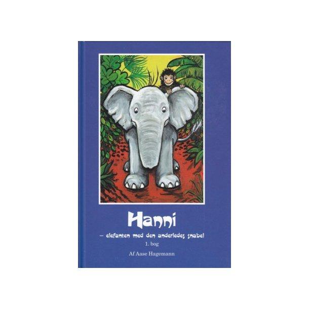 Hanni - elefanten med den anderledes snabel (bog nr. 1)