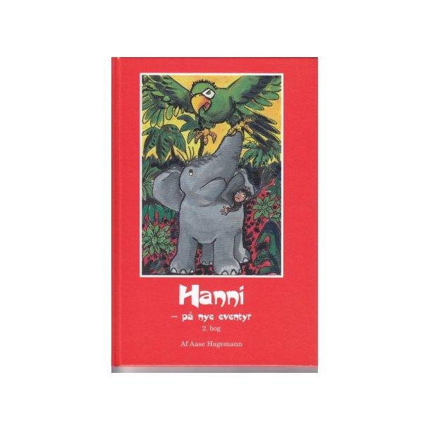 Hanni - på nye eventyr (bog nr. 2)