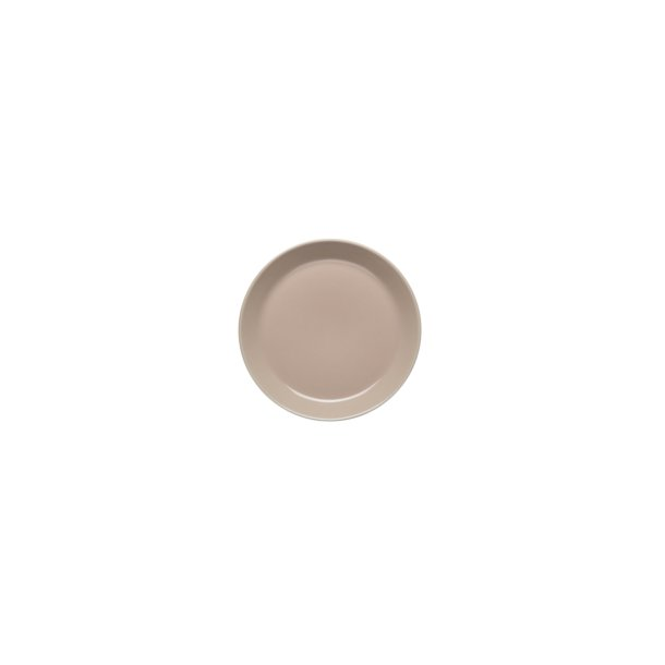 Höganäs Tallerken i keramik - flad 20 cm - flere farver