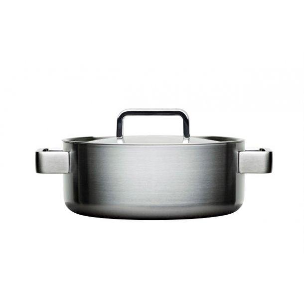 iittala Tools Gryde med låg, 22 cm - 3 liter