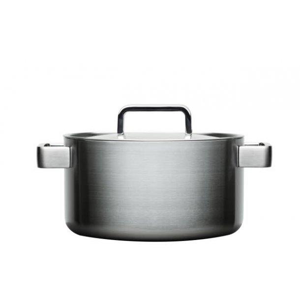 iittala Tools Gryde med låg, 22 cm - 4 liter