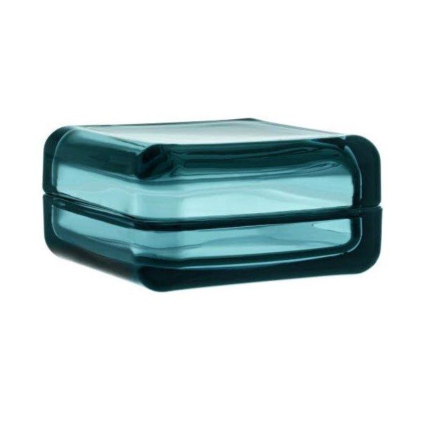 iittala Vitriini glasæske 10,8 x 10,8 cm - 6 farver