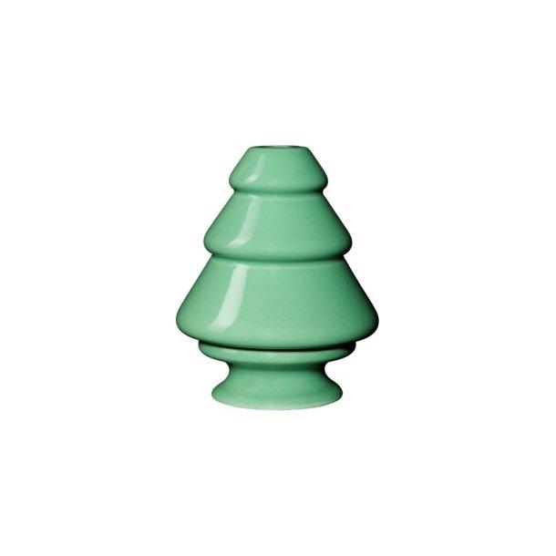 Kähler Avvento lysestage i grøn 12,5 cm