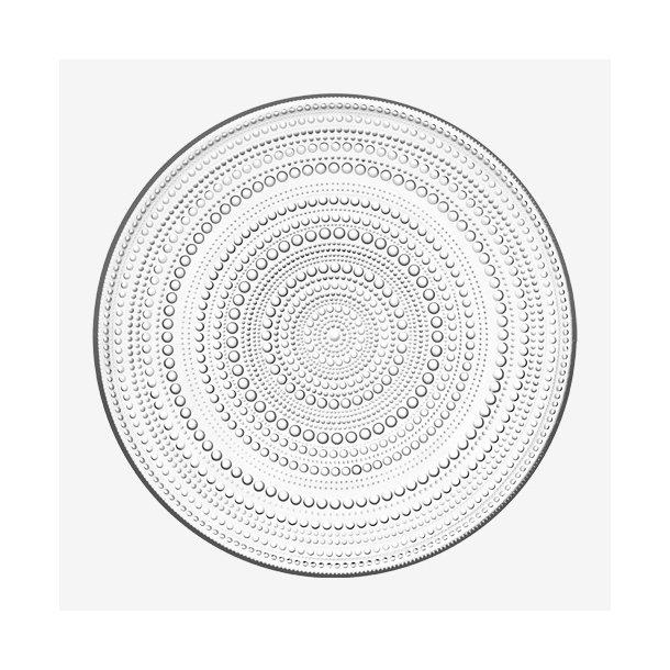 Kastehelmi Glastallerken 31,5 cm - 3 farver