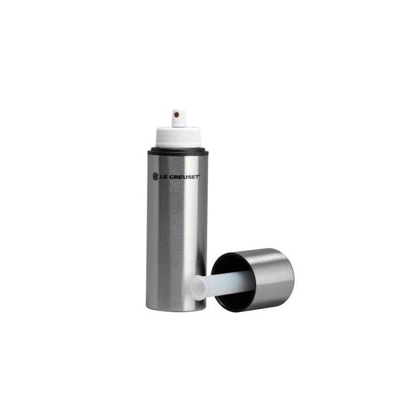 Le Creuset oliesprøjte i rustfri stål 0,2 liter