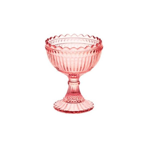 Marimekko skål i farvet glas, 12 cm - 2 farver
