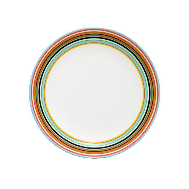 iittala Origo Tallerken flad 20 cm - 2 farver