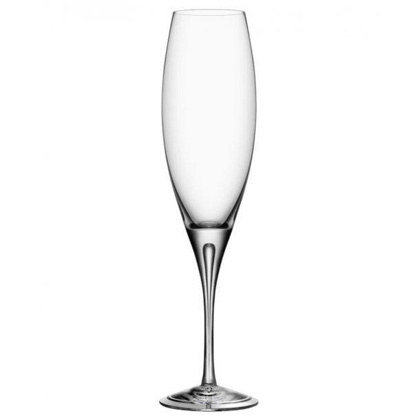 Orrefors Intermezzo Champagneglas, 26cl krystal - air