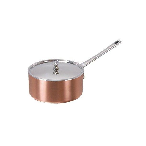 Scanpan Maitre D' kobber Kasserolle m. låg - 0,35 liter / 10cm