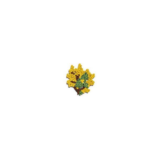 Seletti bordskåner, Florigraphie, Mimosa, lille