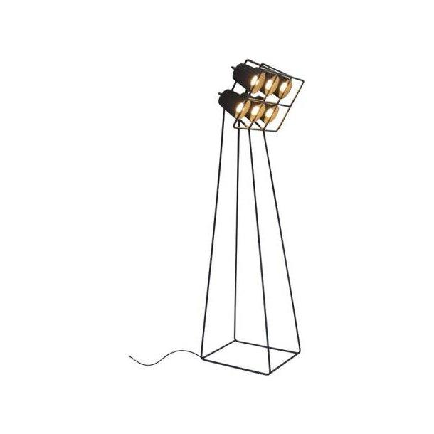 Seletti Multilampe, Stadionlampe, 6 lamper