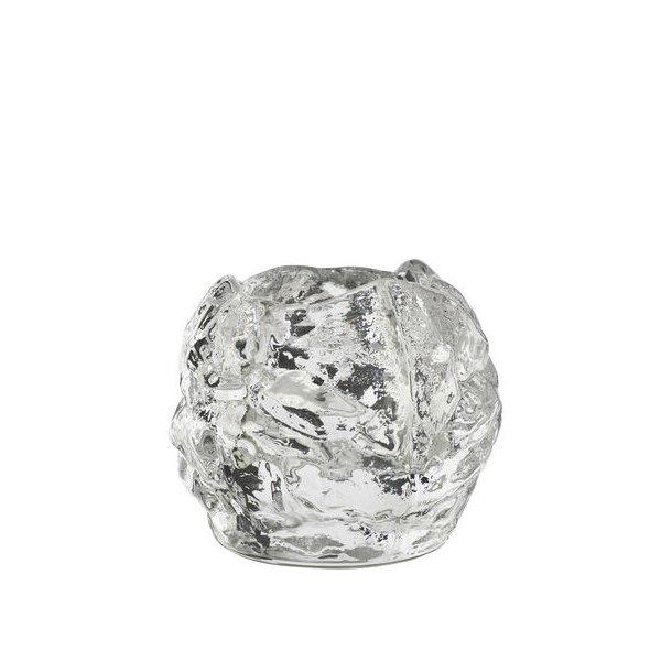 Kosta Boda Snowball fyrfadstage - 3 størrelser