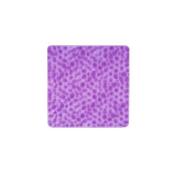 Spirella Bionic Antiskrid Badindlæg 71 x 36 cm - Violet
