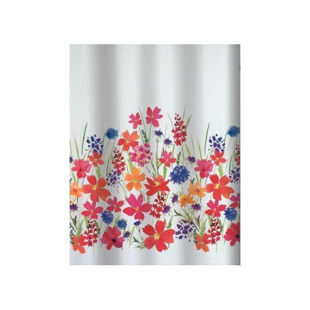 Spirella Campo Badeforhæng i polyester 180 x 200 cm
