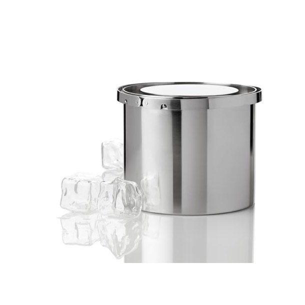 Stelton AJ Isspand i rustfri stål, CylindaLine - 2 størrelser