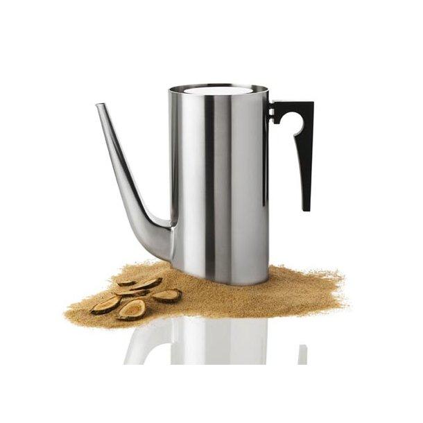 Stelton AJ Kaffekande i rustfri stål - 1,5 liter - CylindaLine