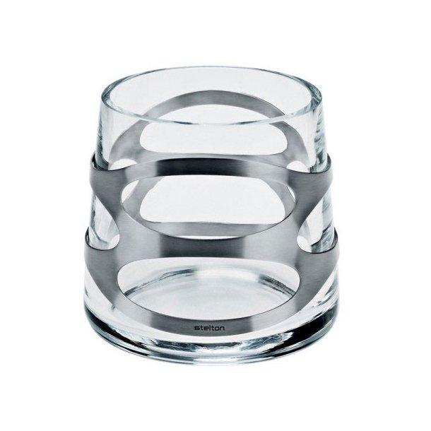Stelton Embrace Vase - mini 10 cm - stål