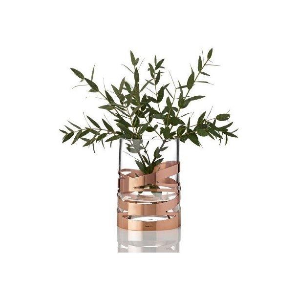Stelton Tangle Vase - 16,5 cm - kobber