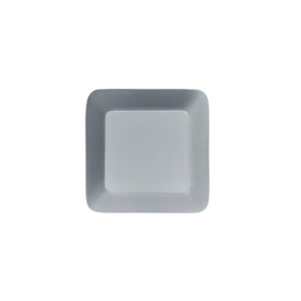 Teema fad / tallerken kvadratisk 16 x 16 cm - flere farver