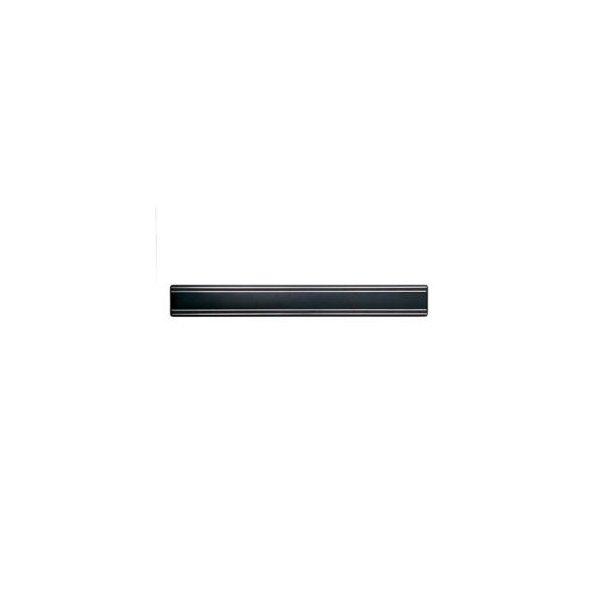 Zwilling magnet i kunststof, sort - 2 længder