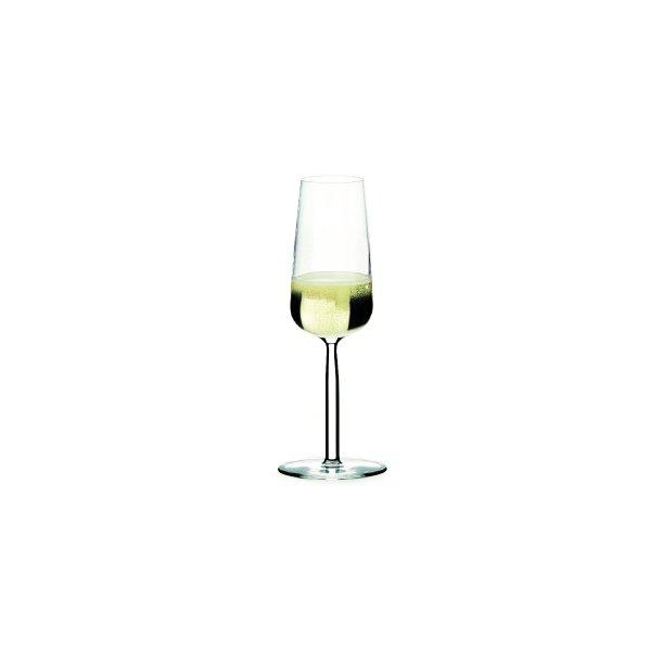 iittala Senta Champagneglas 21 cl. - 2 stk i æske.