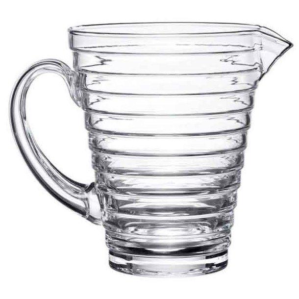 Aino Aalto Kande i krystal 1,2 liter - klar