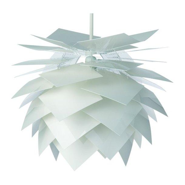 Dyberg-Larsen Pineapple Pendel - Hvid - Large Ø 75 cm