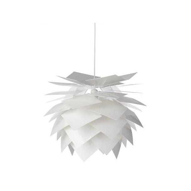 Dyberg-Larsen Pineapple Pendel - Hvid - Medium Ø 50 cm