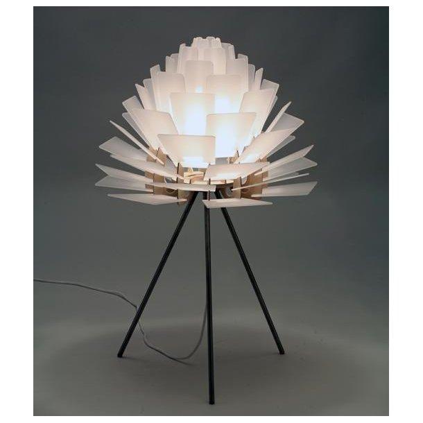 Supercone Lotus on tripod LG acryl / birk - Ø51cm - 2 højder