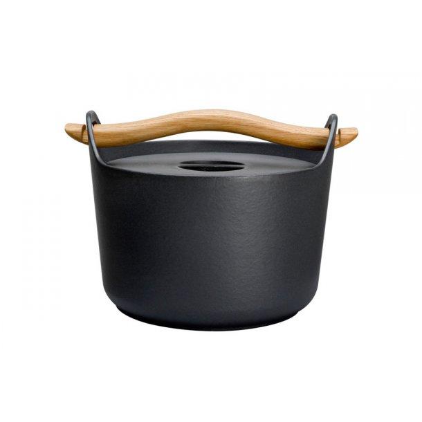 Sarpaneva Gryde i støbejern - 3 liter