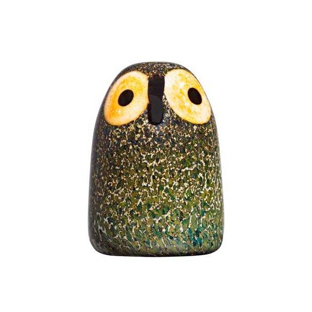 iittala Birds Ugleunge 4,5 x 6,5 cm - gule øjne