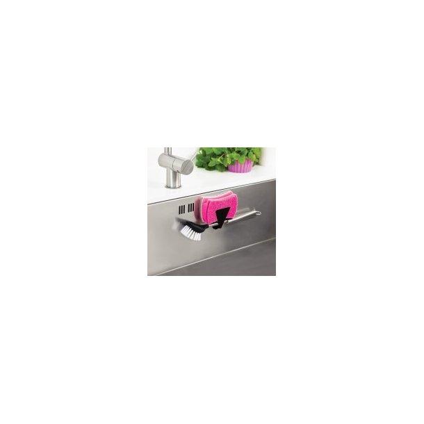 Reenberg's Svampe og børste holder, magnetisk - flere farver