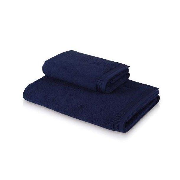 Möve Håndklæde i frotté - Superwuschel - Deep Sea - 4 størrelser