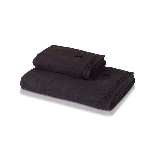 Möve Håndklæde i frotté - Superwuschel - Grafit - 4 størrelser